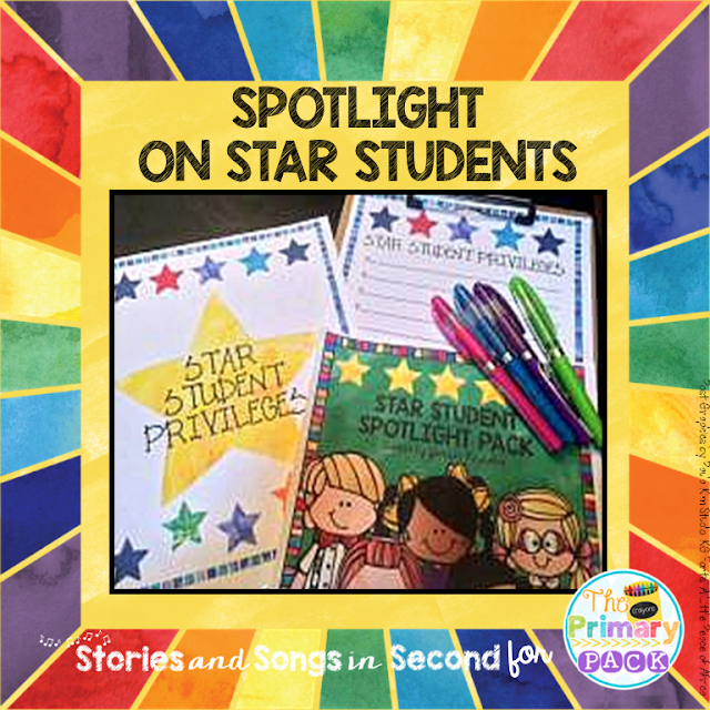 Shine the spotlight on star students with ideas, materials, and activities that reward effort and positive behavior choices.