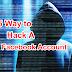 Facebook Account Ko Hack Kaise Kare - 5 Aasan Tarike