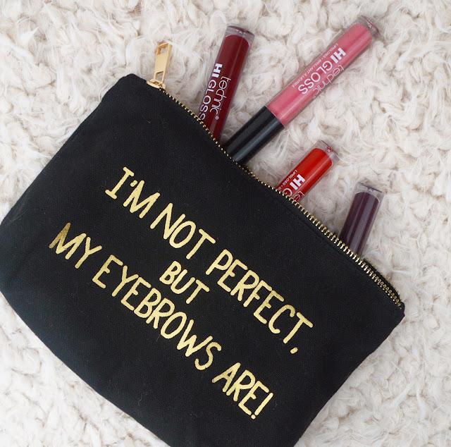 Technic Cosmetics Technic Hi Gloss Lipgloss Lovelaughslipstick Blog