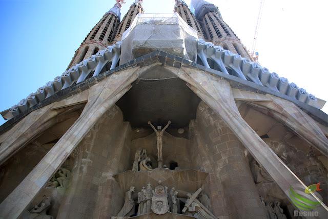 バルセロナ - サグラダファミリア