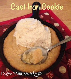 Cast Iron Cookie by Coffee With Us 3