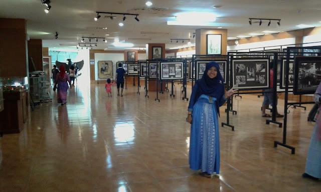 Galeri Foto di Museum Bung Karno