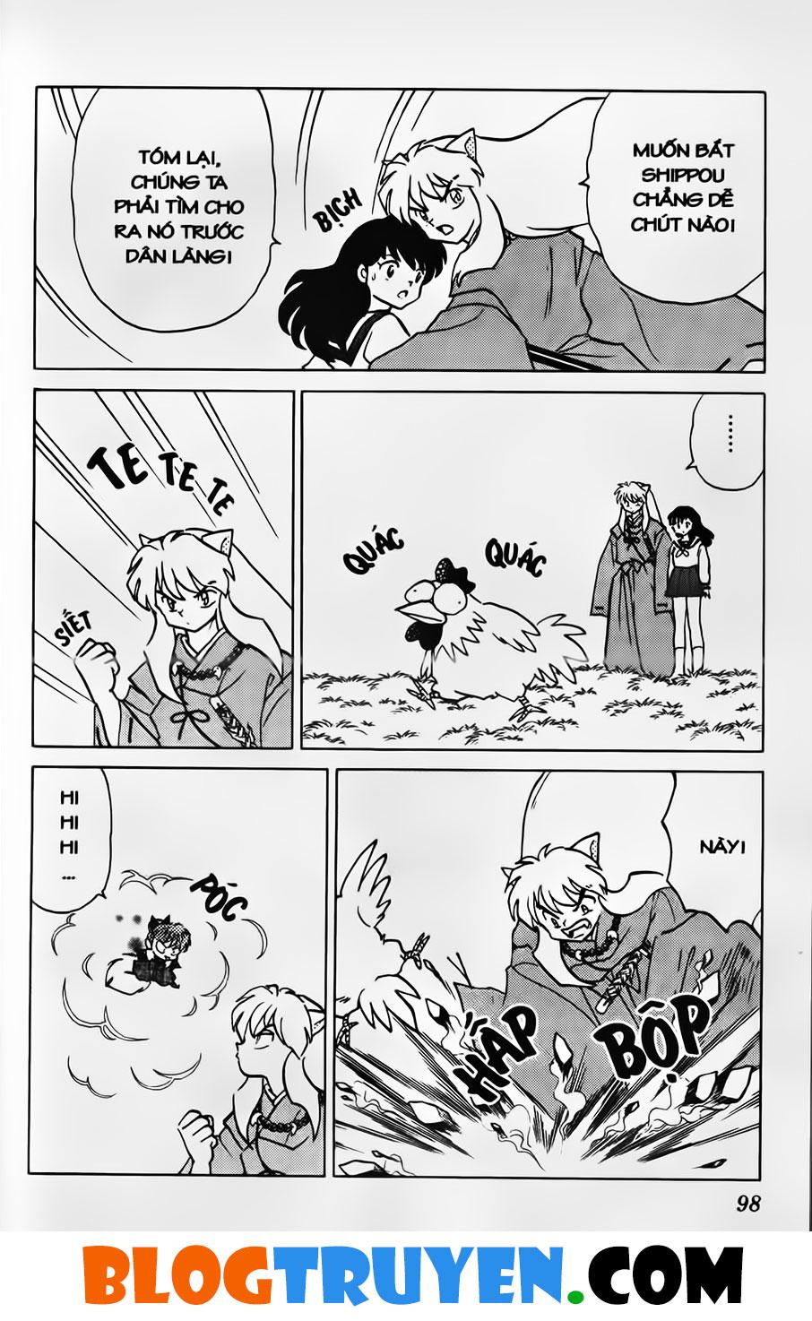 Inuyasha vol 34.6 trang 5