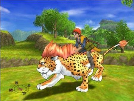 Imagen del juego Dragon Quest VIII: El Periplo del Rey Maldito (2005)
