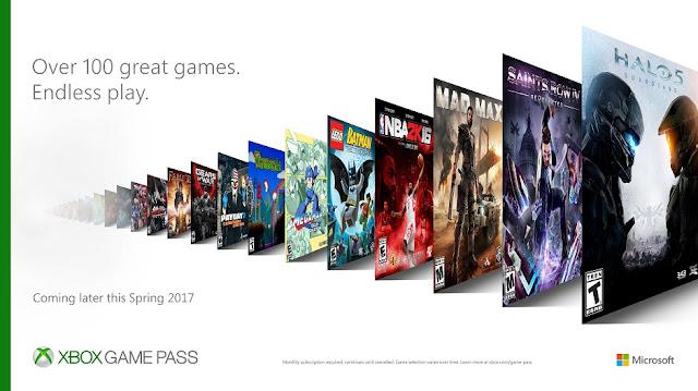 Ya podéis probar Xbox Game Pass si no tenéis Gold