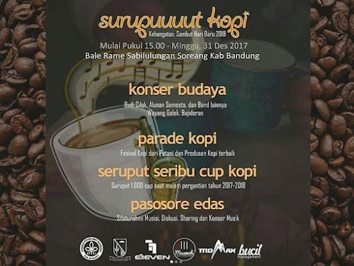 Event Suruput Kopi Kabupaten Bandung