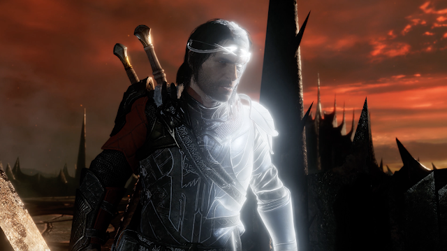 Shadow of War - 1 Hour of NEW Gameplay Walkthrough (DRAGON Ride Battle)