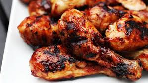 Amazing Barbecued Chicken