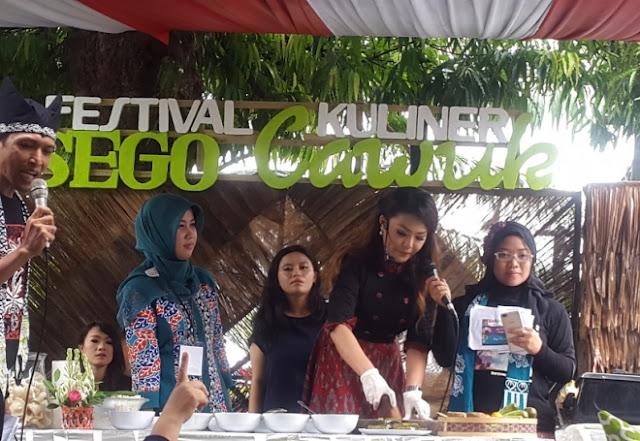 Banyuwangi Festival 2016, festival Sego Cawuk.