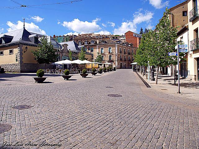 La Granja de San Ildefonso (Segovia)