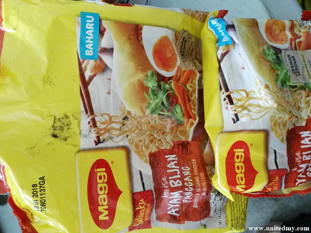 Maggi contain palm oil