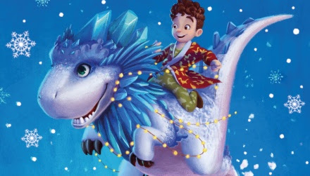 """Perfect Gift for the Middle-Grade Reader: """"The Christmasaurus,"""" by Tom Fletcher"""