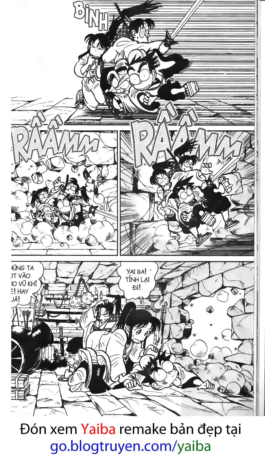 Yaiba chap 55 trang 12