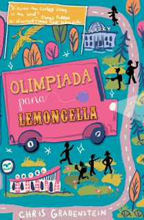 """Olimpiada pana Lemoncella"" Chris Grabenstein"