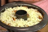 Makarna Kek Yapımı, Fırında Makarna Kek Tarifi