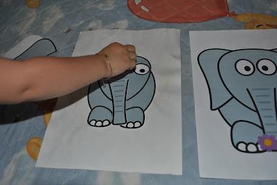 puzzle elefant