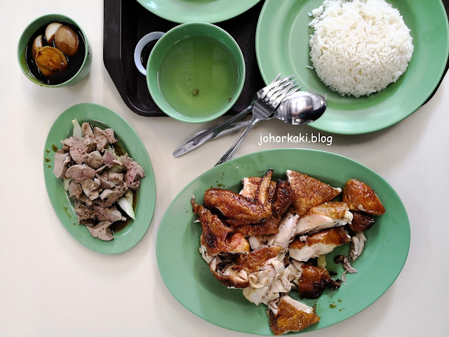 Tong-Kee-Chicken-Rice-東記雞飯-Tanglin-Halt-Food-Centre-Singapore