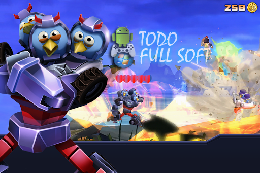 Descarga Angry Birds Transformers v1.17.6 para android