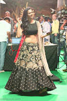 Shu Aiyappa Spicy Black CHoli Low Rise Ghagra ~  Exclusive 63.JPG