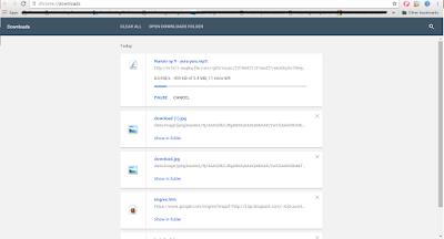 Cara Mengubah Tampilan Google Chrome Menjadi Material Design