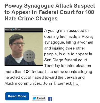 https://timesofsandiego.com/crime/2019/05/14/chabad-of-poway-shooter-to-appear-in-court-for-more-than-100-hate-crime-charges/