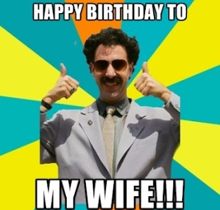 Happy Birthday Memes For Wife