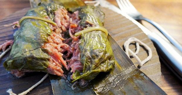 Pulled Pork Lechon Lau Lau Recipe