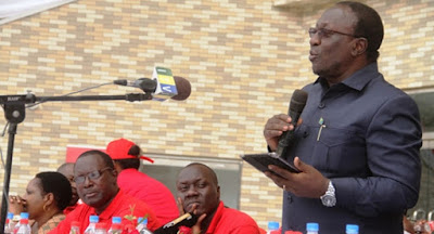 Simba Hii Hata Ikija Manchester Atakaa Taifa- Waziri Mwakyembe