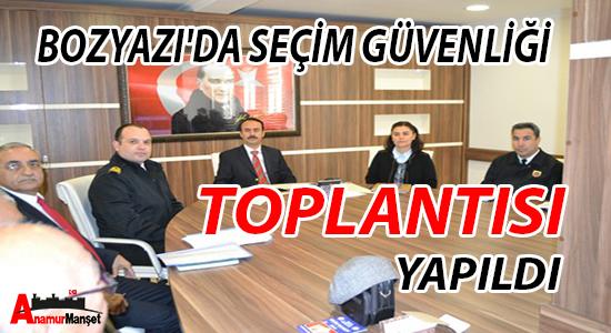 Bozyazi'da-Secim-Guvenligi-Toplantisi-yapildi
