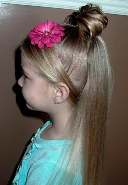Best Top 10 Fresh Child Girls Hairstyles Forever