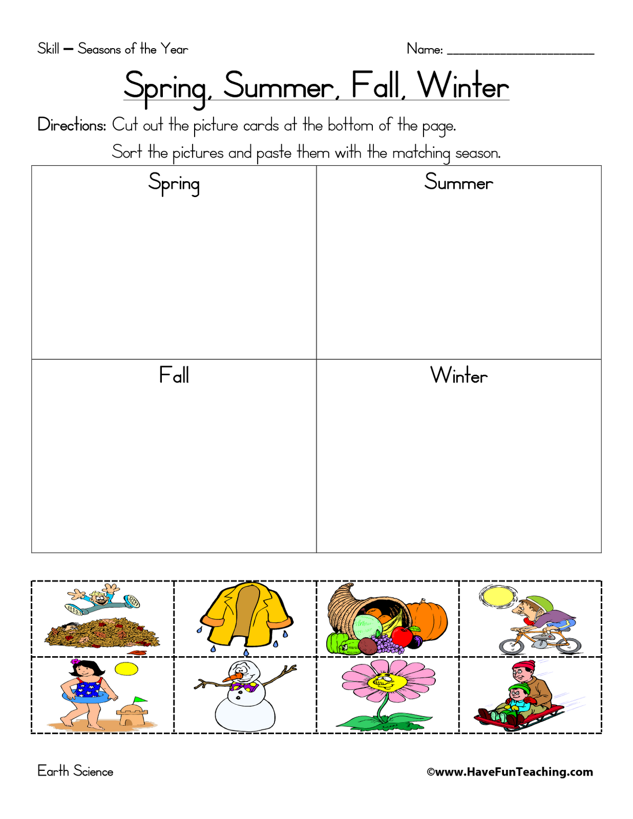 Let S Learn English Worksheets