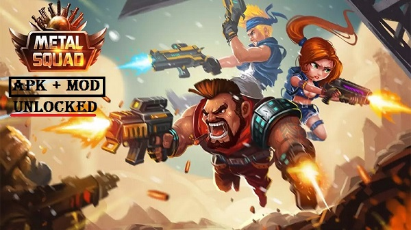 Download Metal Squad MOD Apk for Android