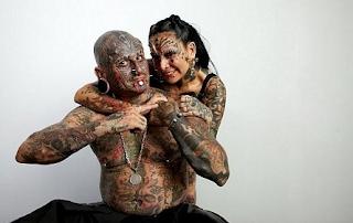 10 Pasangan Suami Istri Paling Aneh Dan Unik Di Dunia