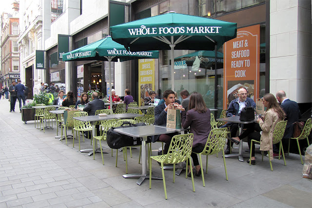 Whole Foods Market Piccadilly Circus, Glasshouse Street, London