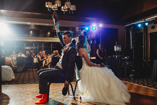 ARI + PAUL Wedding (The Shoe Game)