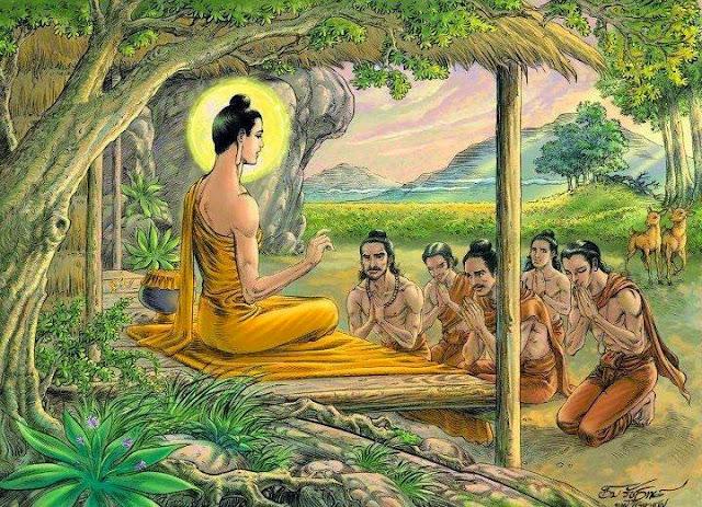 Đạo Phật Nguyên Thủy - Kinh Tăng Chi Bộ - Năm pháp cần học tập