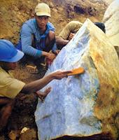 Burmese Jade Quarries
