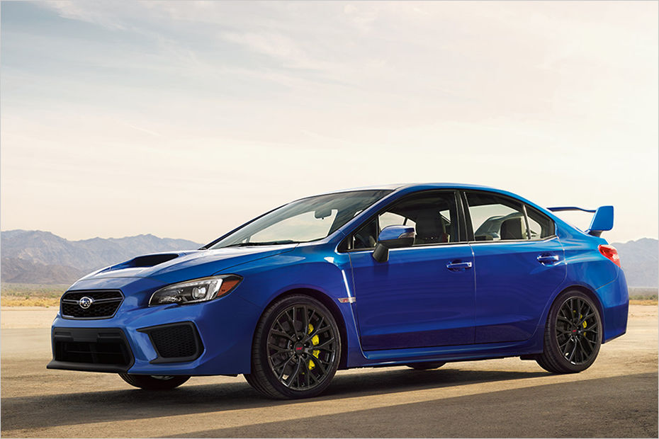 2018 Subaru WRX and WRX STi USA - 2017 Top Car Zone