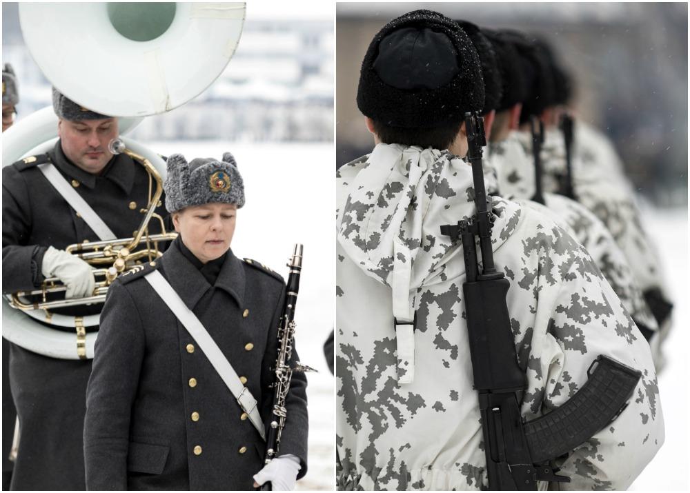sotilasvala, upinniemi, armeija, talvi, military, Visualaddict, valokuvaus, valokuvaaja, Frida Steiner, finland, winter, puolustusvoimat