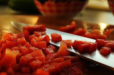 Gratis Receta de cocina de Jurel a la Mediterránea paso a paso