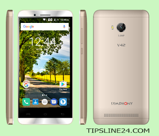 Symphony V42 Mobile Full Specifications