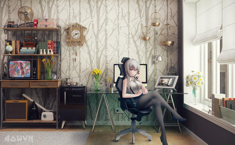 024 AowVN.org m - [ Hình Nền Anime ] cực ảo diệu từ MS INSANITY | Wallpaper