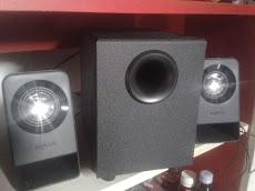 Pengertian Sistem Audio 2.1 Channel