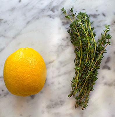 Thyme, Basil and Lemon Spa Water-recipe-by-blog-beau-monde