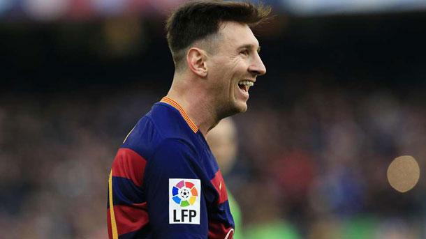 Messi se entrenó en solitario este viernes en Barcelona