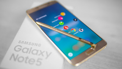 Co nen mua Samsung Galaxy Note 5