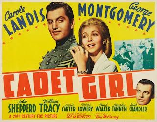 Carole Landis Cadet Girl