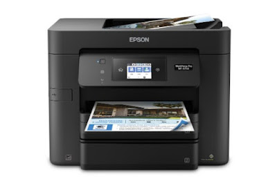 Epson WorkForce Pro WF-4734 Review - Free Download Driver