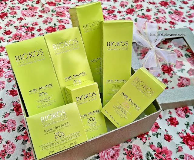 Biokos Pure Balance 20s