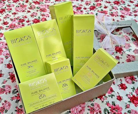[REVIEW] Skincare Biokos Pure Balance 20s